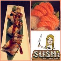 Photo taken at Sushimitei Japanese Restaurant - Hoi Fu Branch by Belinda K. on 4/29/2017