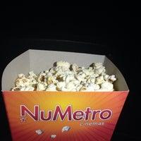 Photo taken at Nu Metro by Belinda K. on 7/29/2014