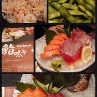 Photo taken at Sushimitei Japanese Restaurant - Hoi Fu Branch by Belinda K. on 8/24/2014
