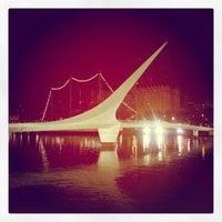 Photo taken at Women's Bridge by Bruno P. on 4/10/2013
