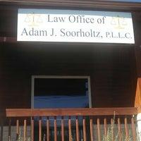 Photo taken at Law Office of Adam J. Soorholtz, PLLC by Adam S. on 2/15/2014