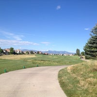 Photo taken at Broadlands Golf Course by Liliana A. on 8/15/2014