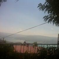 Photo taken at ermenek cay bahcesi by Esra on 8/31/2016