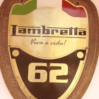 Photo taken at Lambretta62 by Kenny T. on 10/21/2012