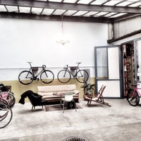 Photo taken at fixieshop by Lorin R. on 2/26/2014