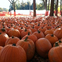 Photo taken at Red Wagon Farm by Tyler C. on 10/16/2012