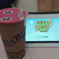 Photo taken at Chatime by Teguh W. on 5/17/2014