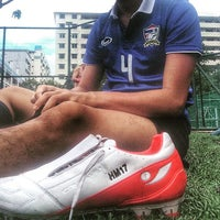 Photo taken at Ping Yi Secondary School by Huaimin ⚽ S. on 12/6/2015