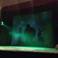 Photo taken at The Palace Theatre by Teresa C. on 11/21/2014