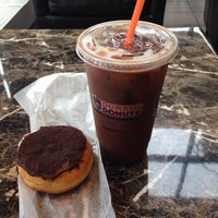 Photo taken at Dunkin' Donuts by Yeliz on 7/28/2014