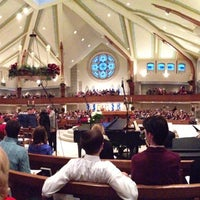 Photo taken at St Anne's Catholic Church by Andrew D. on 12/24/2012