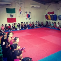 Photo taken at Colegio Alerce by Yaazanya D. on 9/2/2014