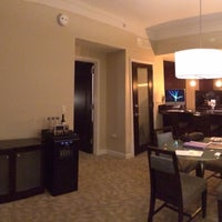 Photo taken at Oceanefront Suite With Balcony by Bill B. on 11/21/2013