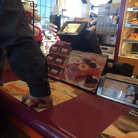 Photo taken at Dunkin Donuts by Bill B. on 2/17/2014