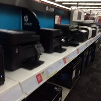 Photo taken at Staples by Bill B. on 1/25/2014