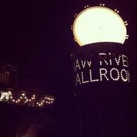 Photo taken at The Haw River Ballroom by Susannah B. on 10/20/2012