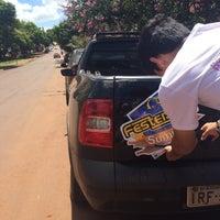 Photo taken at Tua Mídia 🎥 by Luiz Carlos Junior on 1/30/2015