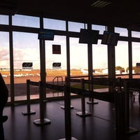 Photo taken at Goiânia Airport (GYN) by Andre P. on 6/21/2013