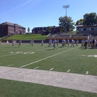 Photo taken at The Rock Bowl @ Loras College by Ryan W. on 10/12/2013