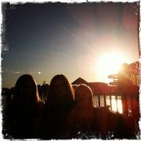 Foto scattata a Beachbar auf Summer Island da Josef T. il 5/18/2013