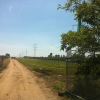Das Foto wurde bei Pannonia Fields II von Josef T. am 6/13/2013 aufgenommen