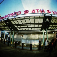 Photo taken at San Francisco Caltrain Station by Aki Y. on 12/7/2012