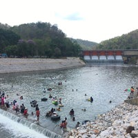 Photo taken at Kiu Lom Dam by Nnamyenn on 4/14/2017