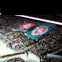 11/30/2012에 Liudas J.님이 Žalgirio arena | Zalgiris Arena에서 찍은 사진