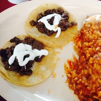 Photo taken at El Grullense Grill by Abel M. on 5/20/2014
