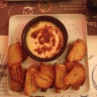 1/18/2013 tarihinde Faruk S.ziyaretçi tarafından Olivia's Pizzeria'de çekilen fotoğraf