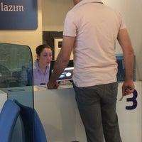 Photo taken at QNB Finansbank by Ö〽️ER . on 6/16/2017
