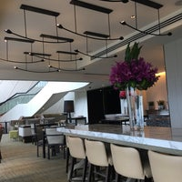Photo taken at Hilton Executive Lounge by Eat,Live,Love,Play A. on 3/30/2017