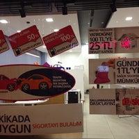 Photo taken at Sigorta Cini by Vahit Ç. on 4/7/2014