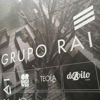 Photo taken at Grupo RAI by Jorge H. on 3/10/2016