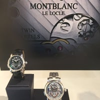 Photo taken at Montblanc by Jorge H. on 9/2/2015