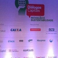 Photo taken at Eventos no Auditório do Grupo Pão de Açúcar by Jorge H. on 10/21/2014