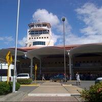 Photo taken at Cibao International Airport (STI) by Amauris R. on 11/3/2012
