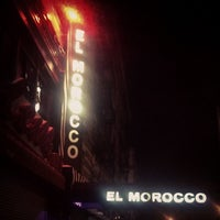 Photo taken at El Morocco by Andre L. on 1/5/2014