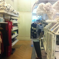 Photo taken at Anthropologie by Olha R. on 12/27/2012