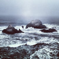 Photo taken at Pacific Ocean by Alexey P. on 6/8/2013