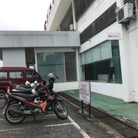 Photo taken at Pejabat Pos (Post Office) by Milo A. on 8/25/2017