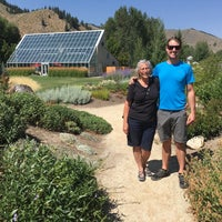 Photo taken at Sawtooth Botanical Garden by Stephen M. on 8/26/2017