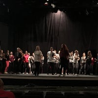 Photo taken at Divadlo Broadway by Karolína J. on 1/4/2017