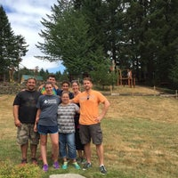Photo taken at Tree to Tree Adventure Park by Dan K. on 7/24/2015