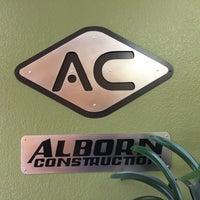 Photo taken at Alborn Construction Inc by Dan K. on 7/29/2015