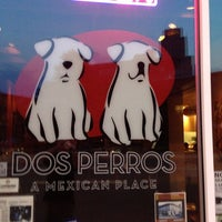 Photo taken at Dos Perros by mike s. on 7/19/2013