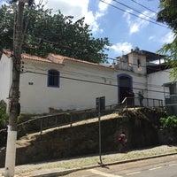 Photo taken at Capela de Santa Luzia by Rafael S. on 3/25/2016