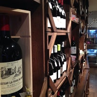 Photo taken at Compagnie des Vins Surnaturels by Ludovic L. on 1/16/2014