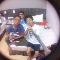 Photo taken at K Hotel ( Formerly Kowloon Hotel) by Mohd Aqziem F. on 6/22/2014