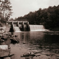 Photo taken at Altoona Dam by Michael T. on 8/2/2014